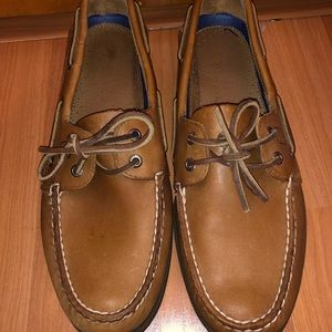 Men's Authentic Original Leather Boat Shoe